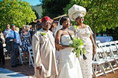 Munaluchi Bride Magazine   Nigerian Jewish Wedding   African Wedding   Multicultural Wedding   Real Weddings