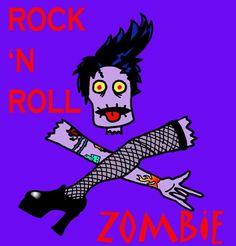 Beach Party Zombies logo :)