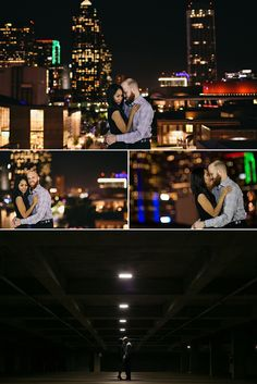 Love these Dallas engagement photos