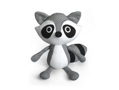 Looking for your next project? You're going to love Raccoon sewing pattern by designer DIY Fluffies.