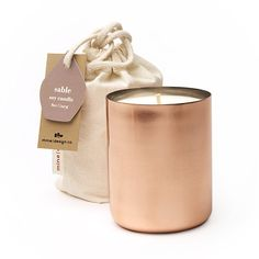cuivre copper candle                                                                                                                                                      More