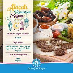 ... iftar menüleri Zafer Plaza Alaçatı'da! ı #zaferplaza #