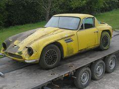 Tuscan V6 restoration