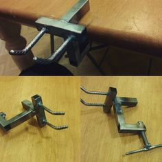 "7 Likes, 2 Comments - greg (@ratmoo) on Instagram: ""Homemade TIG torch holder. #diy #welding #weldingtools #homemadetools #weldingtig #tigholder"""
