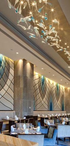 Restaurant at Hampton by Hilton Hotel Bursa, Turkey