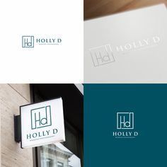 Holly D. Wedding Photography - Luxury Wedding Photographer Looking for a Luxurious Logo An award-winning wedding photographer....