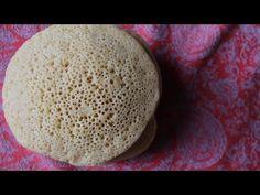 Yemeni lahooh recipe - Sana'ani style - Sourdough Flatbread