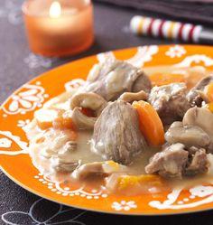 Blanquette de veau facile, la recette d'Ôdélices : retrouvez les ingrédients, la préparation, des recettes similaires et des photos qui donnent envie !