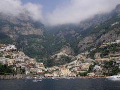 Beautiful Amalfi on the Amalfi Coast, Italy