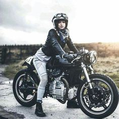 Honda Custom cafe racer
