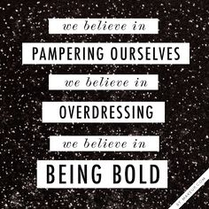 Believe in YOU #Bornwithit