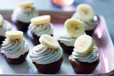RECIPE: Bananarama cupcakes from Maz Valcorza's 'The Naked Vegan'