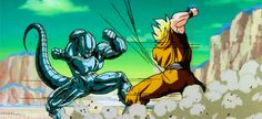 coolest dragonball gifs | Dragon Ball Z en Gif! (HD)
