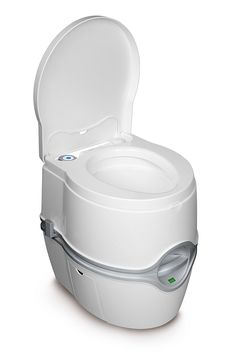 Amazon.com: Porta Potti Curve Portable Toilet for RV | camping | vans | trucks | healthcare | boats - model 550E, by Thetford - 92360: Automotive