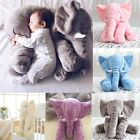 New Soft Plush Toy Baby Children Elephant Lumbar Pillow Long Nose Doll Pillow