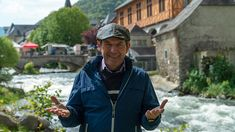 Gabriel Gaté says the best gastronomic regions of France are almost always by a river.