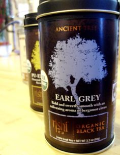 Earl Grey - a classic, and a favorite