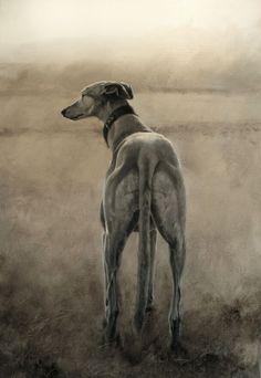 Oil painting by Renato Muccillo