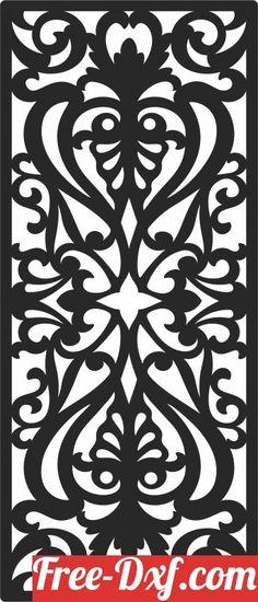 Window Panels, Panel Doors, Windows And Doors, Wall Separator, Decorative Screen Panels, Laser Cut Panels, Cnc Plasma, Door Wall, Wall Patterns