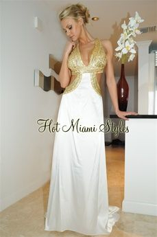Fancy Cocktail Dresses Miami Style