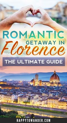 The ultimate romantic getaway for a weekend is Florence, Italy! Amazing food, beautiful architecture and delightful ways to spoil/pamper your partner. Here's the best guide online for planning a Florence romantic getaway! Romantic Destinations, Romantic Getaways, Romantic Travel, Europe Travel Guide, Italy Travel, Travel Guides, Europe Holidays, Most Romantic Places, European Vacation