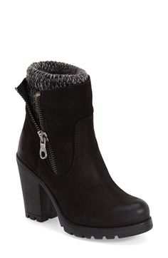 Steve Madden 'Sweaterr' Bootie (Women) available at #Nordstrom