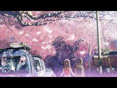 5 centímetros por segundo Anime)