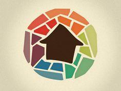 Mosaic Logo  by Lindsay Lee Siovaila