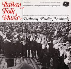 Shop Italian Folk Music, Vol. Piedmont, Emelia, Lombardy [CD] at Best Buy. Find low everyday prices and buy online for delivery or in-store pick-up. Bell Sound, Folk Dance, Folk Music, Death Metal, Various Artists, Orchestra, Love Songs, Album Covers, Texts