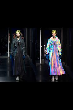 Maison Margiela Spring 2018 Couture Collection - Vogue