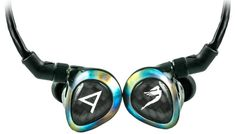 Headroom - Astell and Kern AK120 II hi res audio player, Layla and Angie in ears
