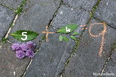 While the weather's still nice, take homework outside! These leaf math games are great for kids getting the hang of addition and subtraction.