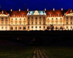 Philips Color Kinetics - Royal Castle, Warsaw, Poland