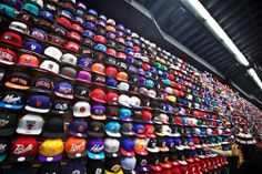I. Love. Snapbacks. <3 If only I could actually pull them off :/