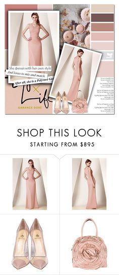 """""""NZDRESS 1/20"""" by angel-a-m ❤ liked on Polyvore featuring Semilla, Valentino, women's clothing, women, female, woman, misses, juniors, amazing and beautiful"""