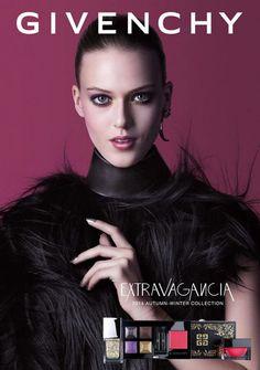 GIVENCHY Extravagancia Fall Winter 2014 Collection
