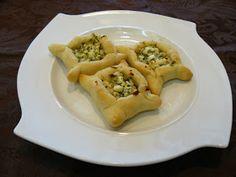 Hommus: Fetta Cheese Pies - (Fatayer bil Jibneh) فطائر بالجبنة
