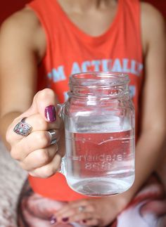 Drink warm water - 15 Fit Girls Morning Rituals - Healthy Habits That Changed My Life