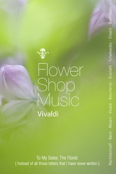 Barcelona Media Design / Flower Shop Music / CD Covers by Dragan Nikodijevic , via Behance