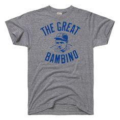 +HOMAGE+Babe+Ruth+New+York+Yankees+Baseball+T-shirt+-+$28.00 I LITERALLY NEED THIS