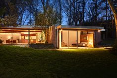 Richard Neutra's iconic Hassrick Residence in East Falls lists for $2.195M - Curbed Philly