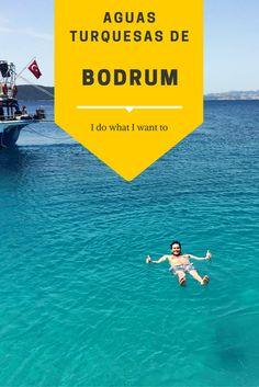 Conociendo Bodrum. Navegar por el Mediterraneo, una oportunidad perfecta en Turquía. Pasión por los viajes en Asia