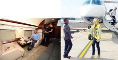 Inside Malawian pastor, Prophet Bushiri's private jets (Photos) Richest Pastors, Private Jets, New Fashion, Entertainment, News, Photos, Pictures, Entertaining