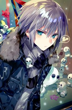 Pin by angelina bartz on just stuff hot anime boy, anime oc, anime bilder. Manga Anime, Anime Neko, Art Manga, Anime Oc, Fanarts Anime, Cool Anime Guys, Hot Anime Boy, Anime Girls, Anime White Hair Boy