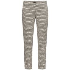 Etro Cigarette floral-print cropped trousers ($446) ❤ liked on Polyvore featuring pants, capris, trousers, black multi, cigarette pants, floral-print pants, bohemian style pants, boho print pants and bohemian pants