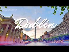 24 hour journey in Ireland's capital city #Dublin, world famous for its rich history, beautiful architecture, friendly locals and entertaining nightlife.