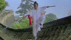 Master Chen Shiyu Tai Chi Jian