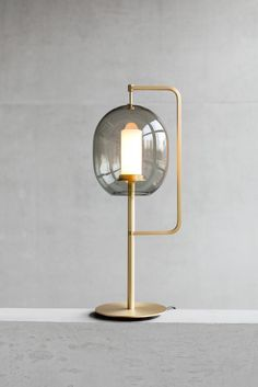 Lantern Light Table by ClassiCon at Salone del Mobile 2017.