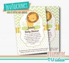 Invitación baby shower, baby shower tarjetita imprimible