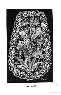 The Honiton lace book - Devonia pseud - Google Books